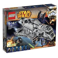 Lego Star Wars 75106 Imperial Assault Carrier - New - Sealed