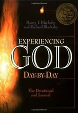Experiencing God Day-By-Day: A Devotional and Journal by Henry T. Blackaby, Rich
