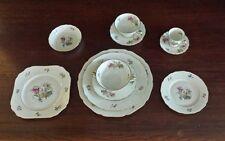 "Impressive Dinner Set Royal York Bavaria ""Bridal Bouquet"" (Tulip) 138 pieces"