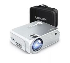 Bomaker GC555 Full HD Multimedia LED Home Theater Projector. B1A - NEW