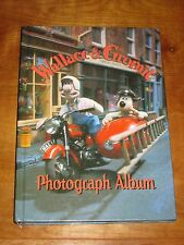 Wallace & Gromit Photograph Album, never used