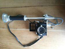 Vintage Nikonos underwater camera