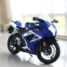 1:12 Scale SUZUKI GSX-R750 Motorcycle Diecast Model For Display Collection