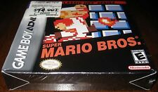 Super Mario Bros. Classic NES Series (Game Boy Advance, 2004).SealED!