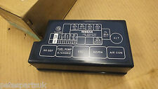 Genuine Nissan Navara D22 97-04  New Fusebox cover      24382-VJ260     N5
