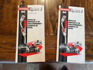 CARRERA SERVO 160 NOTICE DE MONTAGE ET DE FONCTIONNEMENT