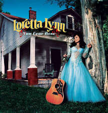 LORETTA LYNN VAN LEAR ROSE DIGIPAK CD NEW
