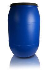 Kunststofffass 120 L + Dichtung  Lebensmittelfass Tonne Fass Wasser Getrankefass