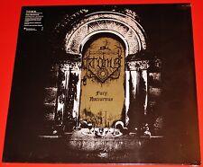 T.O.M.B.: Fury Nocturnus LP Vinyl Record 2014 Peaceville Germany VILELP629 NEW
