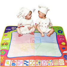 80*60 Big Doodle Draw Wirte Painting Mat Board Kid Boy Girl intelligent Toy Game