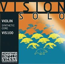 MUTA SET CORDE VIOLINO THOMASTIK VISION SOLO 4/4 COD. 634.266