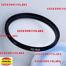 FILTRO UV de 58mm FILTRO UV  Y PROTECTOR