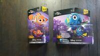 Disney Infinity 3.0 Finding Dory Play Set & Nemo Figure Toy Lot Pixar NEW