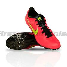 NEW RARE Unisex Nike Zoom JA Fly Track & Field Shoe/Spike-Hyper Punch/Volt/Black