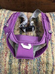 Nathan Waist Running Hydration Pack Waist Belt Fanny Pack Purple