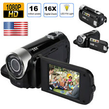 1x 2.7in 1080P LED Digital Video Camera Camcorder 16X Zoom Night Vision Portable