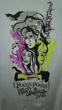 Mickey's Not So Scary Halloween Party 2016 Hocus Pocus Villains T-Shirt Size L