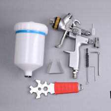 Paint Spray Guns for Cars Professionnal Air Paint Gun Hvlp 1.3mm Tip 600Cc Cup