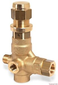 Mi-T-M Pressure Washer Unloader, Pressure Trapping 8-0522 80522 FP YU5075KS