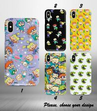 Rugrats Design case for iphone 11 12 pro max XR X XS SE 2020 8 7 plus 6 5 + SN