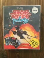 Star Wars Trilogy Commodore Amiga Box Game - No Manual