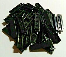 LEGO® 150 Stück Fliese 1 x 4 Dunkelgrün Dark Green #2431 023