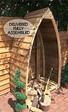 Wood / Log / Garden Store