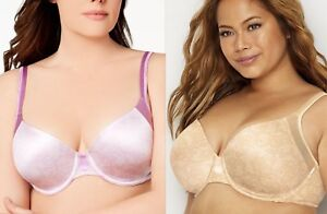 Playtex 4848 Love My Curves Full-Figure Convertible Side Smooth T-Shirt Bra $42