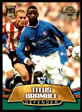 Topps Premier Gold 2002 - Ipswich Town Titus Bramble - IT3