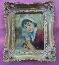 Shabby Chic French Girl Picture - Too Cute