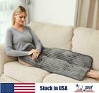 """34""""x17"""" Electric Warming Heating Pads Mat Blanket Shoulder Neck Legs Pain Relief"""
