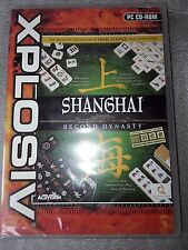 Xplosiv Shanghai Second 2nd Dynasty - PC CD-ROM Game Sealed