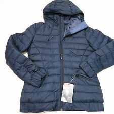 $230 North Face Women's Moonlight Down Jacket -  Medium - Urban Navy - NEW