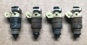 R52 R53 Mini Cooper S & Mini Cooper S Convertible Fuel Injectors x 4