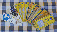 old cards road Michelin régions and years various old french map