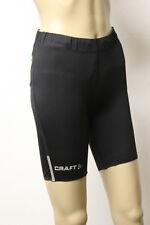 Noir short de Craft run Elite tight en taille M