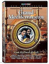 Cruise: Grand Mediterranean (DVD)  New and Sealed