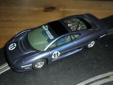 Scalextric Jaguar XJ220 touring super car supercar fast race car