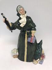 """Vintage Royal Doulton Figurine-HN2851 Christmas Parcels 1977 Excellent 9"""""""