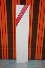 1 TOILE CHÂSSIS ENTOILE Coton 20 x 100 cm x 1,5 cm Neuf s/film BG