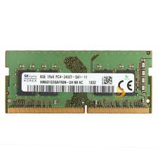 8 GB DDR4 RAM SK Hynix 1RX8 PC4-19200 2400T/Mhz Laptop SODIMM Memory 260Pin 1.2V