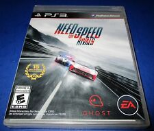 Need For Speed: Rivals PlayStation 3 - PS3 - *Factory Sealed! *Free Shipping!