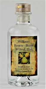 ( 4€/100ml ) 0,2 Litre Williams Bulbs Brand