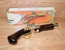 Genuine Avon Blunderbuss Pistol 1780 Decanter Wild Country After Shave Only Read