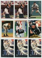 ROBIN VENTURA Baseball Card Lot - 79 Cards - ROOKIE -  INSERTS- WHITE SOX