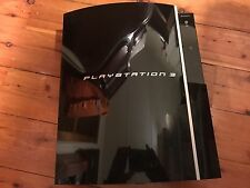 PLAYSTATION 3....PS3....80GB....PHAT....CONSOLE....NOT WORKING....HD INCLUDED...
