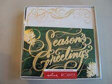 New Hallmark Boxed Lot Of 12 Christmas Cards  NIB Holiday #BHGYM