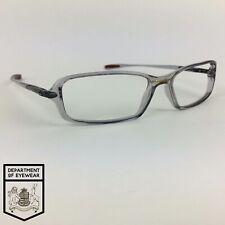 QUIKSILVER eyeglasses GREY RECTANGLE glasses frame MOD: HI TEC 11 24810388