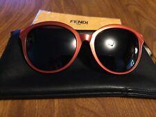 RARE Fendi Cat Eye Grey Gradient Sunglasses FF 0045/F/S LHYHD 56