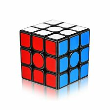 Speed Cube 3x3x3 with New Anti-pop Structure Smooth Magic Cube(sticker) sticker